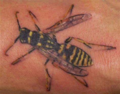 hornet tattoo hornet by jeff raiano tattoonow