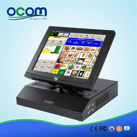 Touch Screen China34 china touch screen pos system supplier