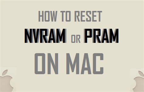 reset nvram mac pro 2009 how to reset nvram or pram on mac