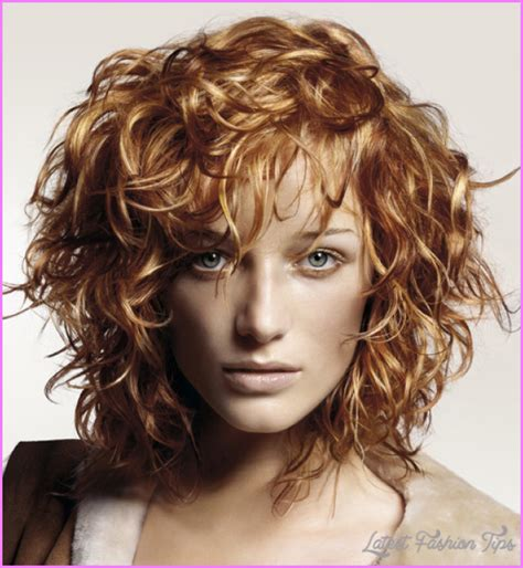 ideas for curly haircuts fashion hairstyles for curly hair latestfashiontips com