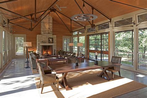 cross timbers ranch lake flato