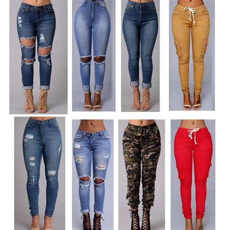 jeans in style for 2016 2016 sexy fashion new style women high waist jeans full