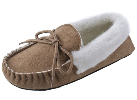 womens luxury slippers womens luxury faux fur lined moccasins comfort