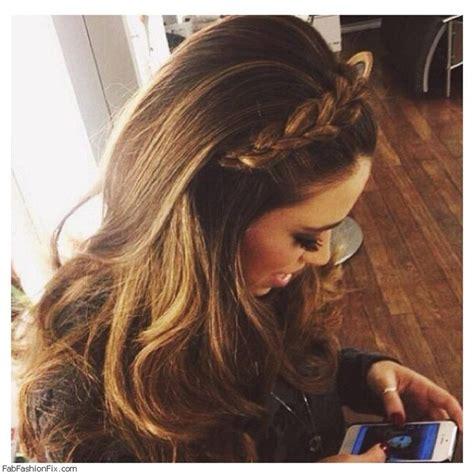 headband braid hairstyles dailymotion 104 best brown hair images on pinterest hair color hair