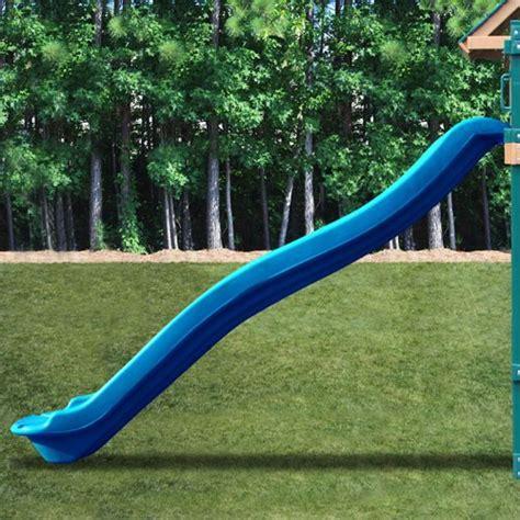slide deck green slide for 7ft deck height slide upgrade