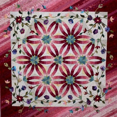 Quilting Ring by 124 Best Wedding Ring Quilts Images On