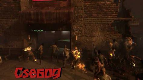 imagenes terrorificas de zombies truco black ops 2 zombis pueblo barrera invisible glitch