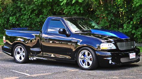 2001 Custom Ford SVT Lightning For Sale   YouTube