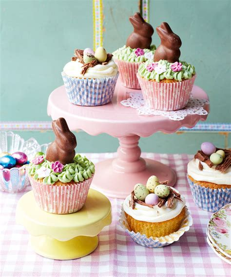 Easter Cakes by Cutest Easter Cupcakes Recipe Topped With Buttercream