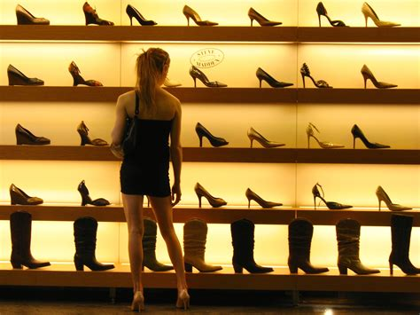 shoes shopping meeting participants deserve real choices not just window
