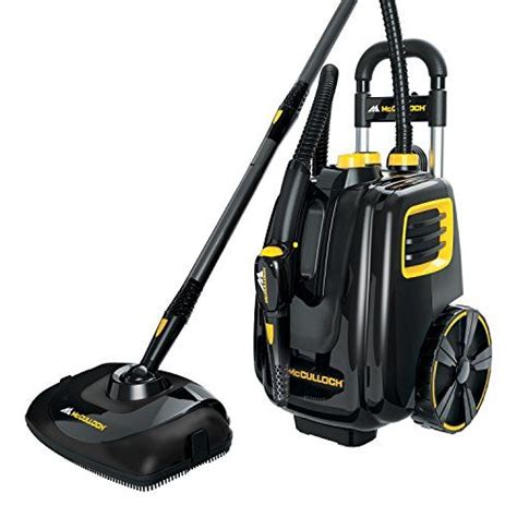 Which Best Buy Carpet Cleaner 2015 - mcculloch mc1385 deluxe canister steam system 2015