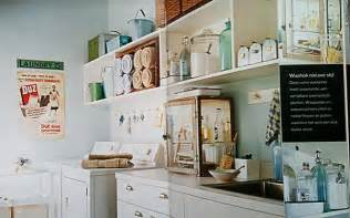 Retro Laundry Room Decor Vintage Laundry Room Decorating Ideas Pictures To Pin On Pinsdaddy
