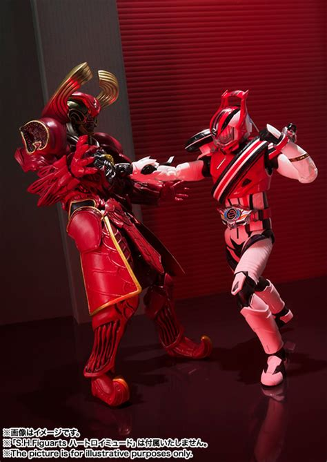 Shf Figuarts Kamen Rider Drive Type Dead Heat Ind Deadheat Speed omocha house
