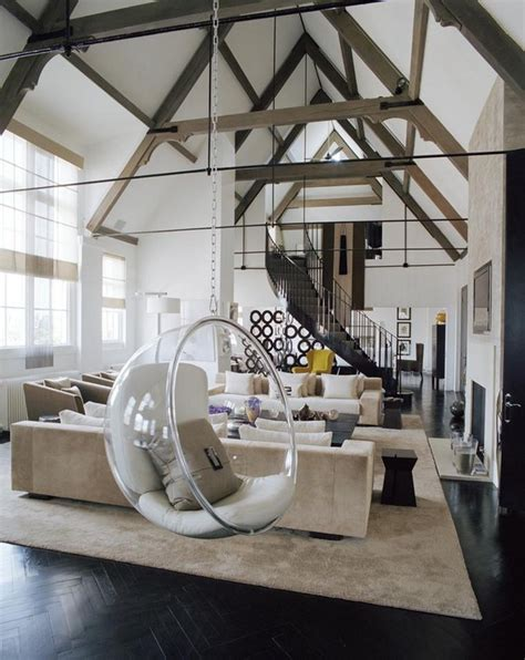 Swing House by 9 Stunning Living Rooms By Hoppen