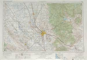bakersfield topographic maps ca usgs topo 35118a1