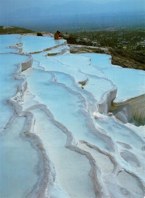 pamukkale hot springs pamukkale hot springs turkey places to go pinterest