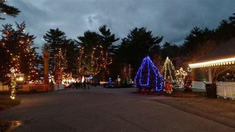 edaville christmas festival of lights reviews why you should visit festival of lights at edaville usa