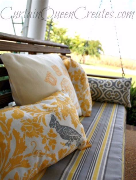 Sofa And Chair Covers 33 Creative Sewing Projects For Your Patio Diy Joy