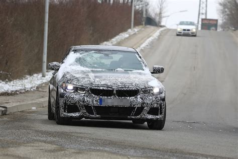 Bmw 3 Series 2019 When by Spyshots 2019 Bmw 3 Series Shows Baby 5 Series Look With