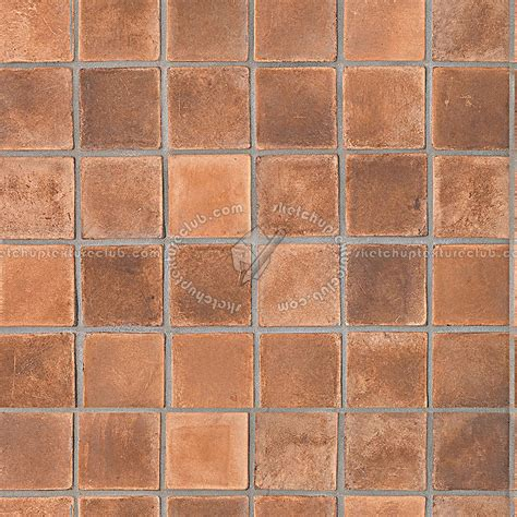spanish floor spanish old terracotta rustic tile texture seamless 17131