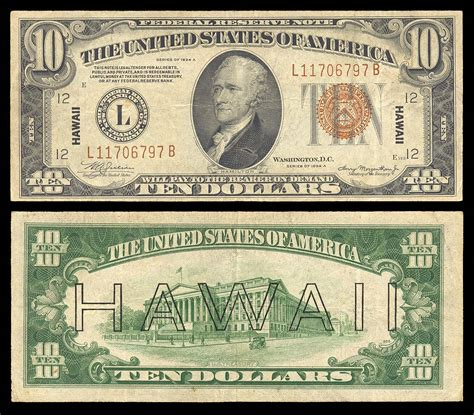 Paper Money - pin hawaii paper money 1879 issues on
