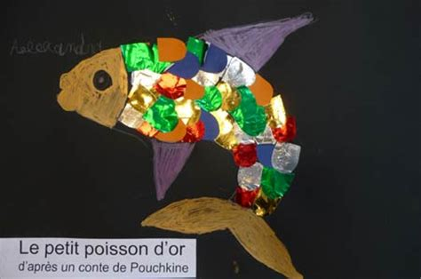 poisson d or grande section