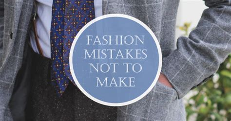 Fashion Mistakes Make by Fashion Mistakes Not To Make While Wearing A Necktie