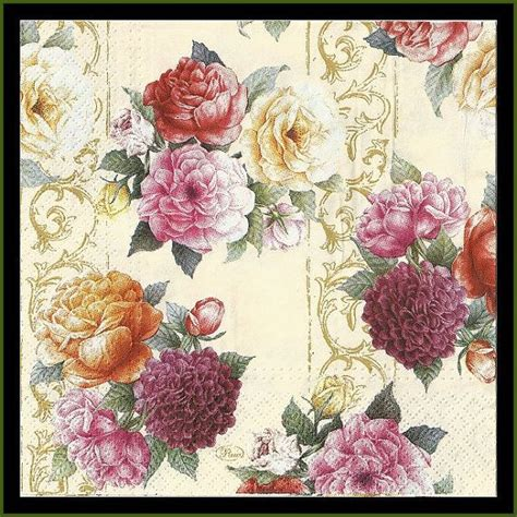 Decoupage With Tissue Paper - 170 best images about paper napkins for decoupage on
