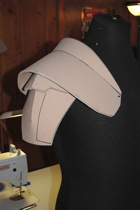 How It Was Made Starkiller Smp Designs Foam Armor Templates