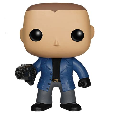 Funko Pop Captain Cold Unmasked The Flash figurine captain cold unmasked flash funko pop