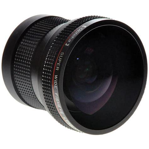 Lensa Converter Fisheye Canon opteka 52mm 0 2x hd professional af fisheye opt20sf b h