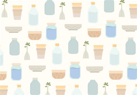 svg pattern object vector household objects pattern background download