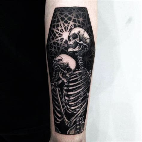 traditional coffin tattoo 25 best ideas about coffin on american