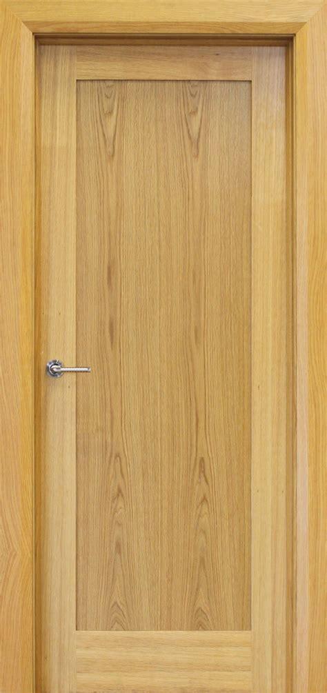 trade spec shaker 1 panel oak door 40mm doors