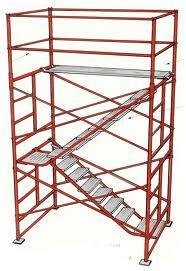 Tangga Scaffolding 1 08156617176 sewa dan jual scaffolding steger murah