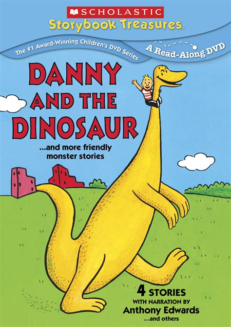 danny the danny and the dinosaur and more friendly stories character favorites