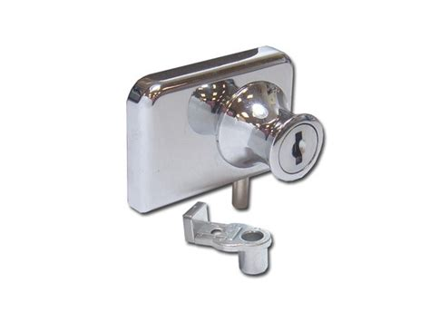 Swinging Glass Cabinet Door Locks Cabinet Swinging Glass Door Lock 417 2 5