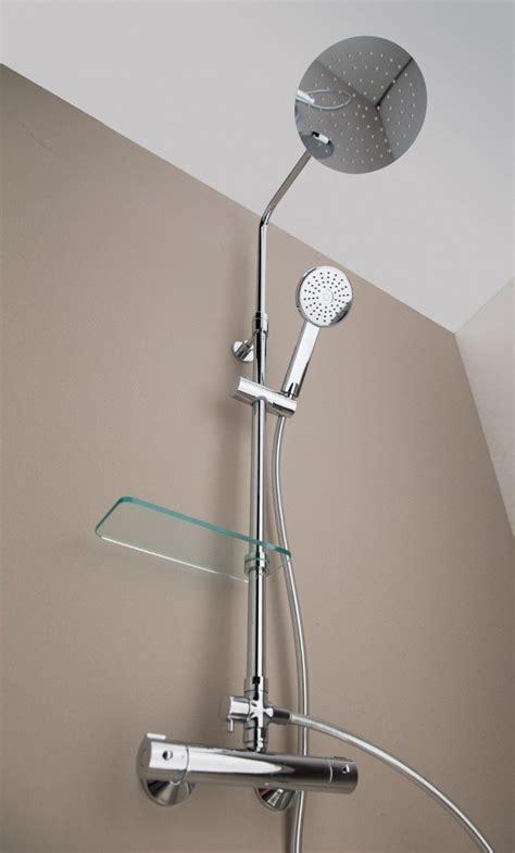 asta saliscendi doccia doccia soffione e doccetta con asta saliscendi cose di casa