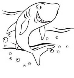 sharks coloring pages printable shark coloring pages coloring home