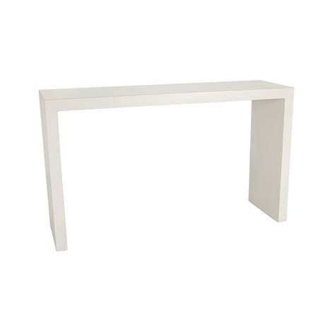 key town sofa table parsons sofa table la musee com