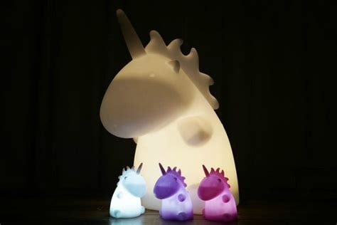 Unicorn Light by If The Day Passes By With No Rainbow In Sight Here Is A