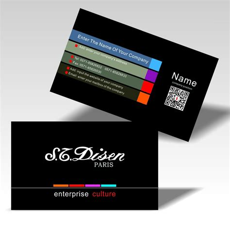 buy wholesale business cards dimensions from china