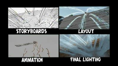 storyboards layout animation final lighting open season special edition animated views