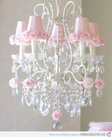 15 alluring pink chandeliers for a girl s bedroom home design lover