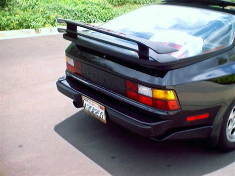porsche 944 spoiler what spoiler to change to pelican parts technical bbs