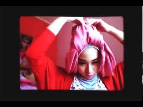 tutorial hijab pesta ala hijabers tutorial hijab modern hijabers ala hijabers indonesia