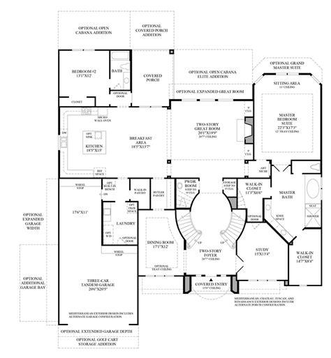 Plan Merida by Travisso Venice Collection The Merida Home Design