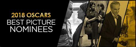 oscar best film odds 2018 oscar best picture nominees 171 celebrity gossip and