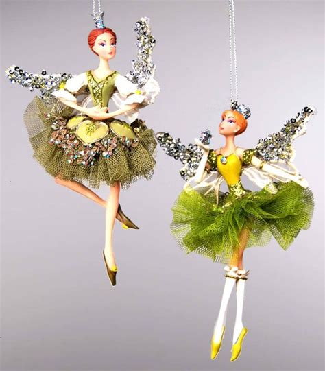katherine s collection magnolia fairy ornaments