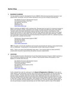 barber shop business plan pdf best photos of barber shop business plan barber shop business plan sle barber shop
